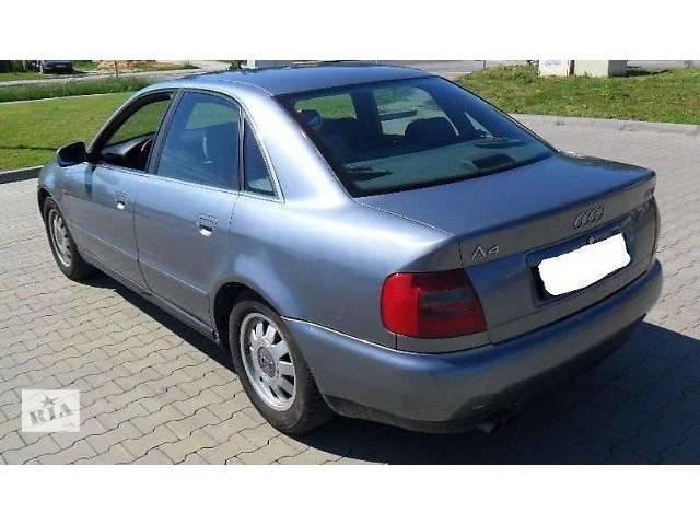 б/у Детали кузова Багажник Легковой Audi A4 1997- объявление о продаже  в Львове