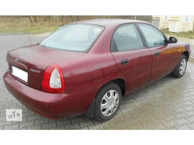 б/у Детали кузова Багажник Легковой Daewoo Nubira 1998- объявление о продаже  в Львове