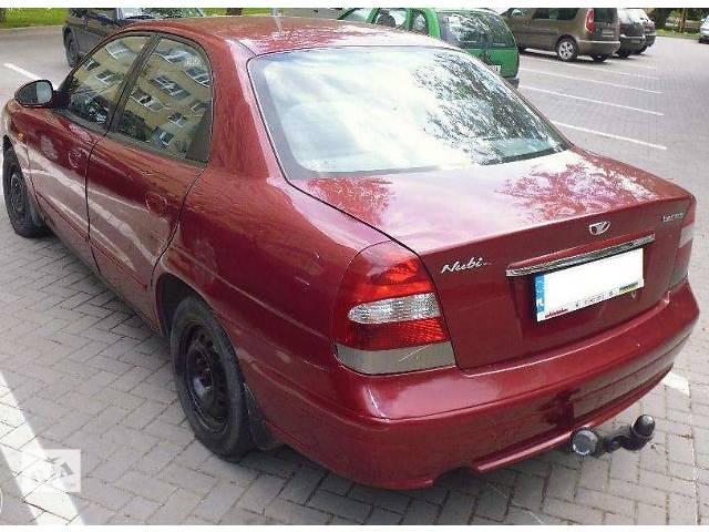 б/у Детали кузова Багажник Легковой Daewoo Nubira 2002- объявление о продаже  в Львове
