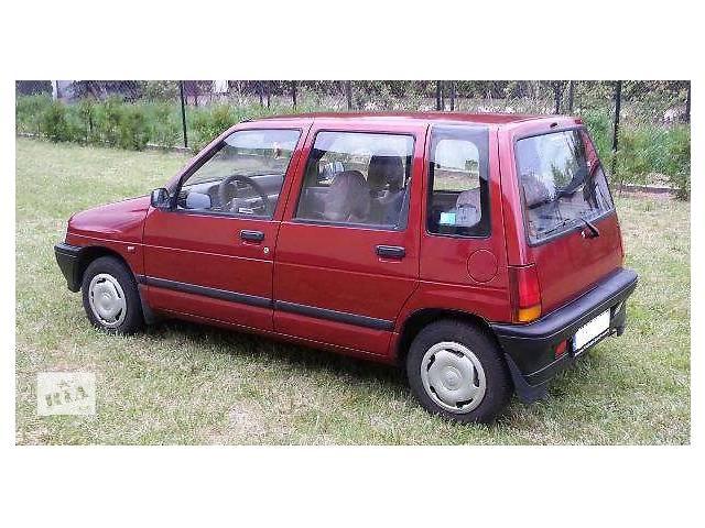 продам б/у Детали кузова Багажник Легковой Daewoo Tico 1996 бу в Львове