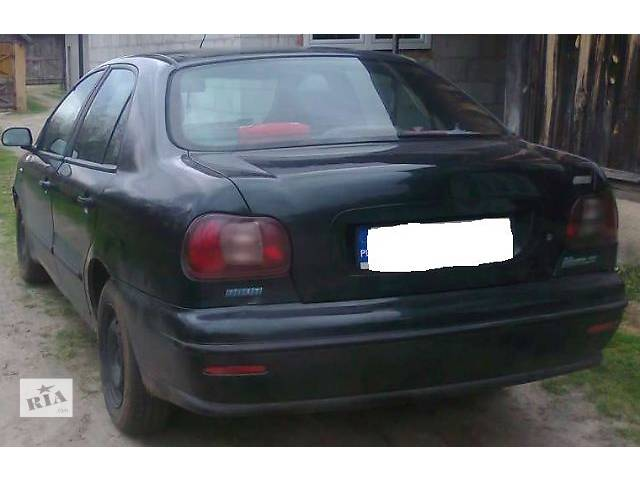 б/у Детали кузова Багажник Легковой Fiat Marea 1998- объявление о продаже  в Львове