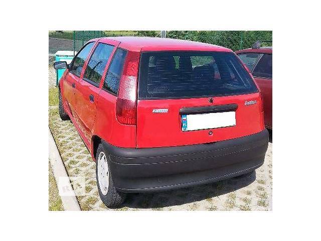 бу б/у Детали кузова Багажник Легковой Fiat Punto 1998 в Львове