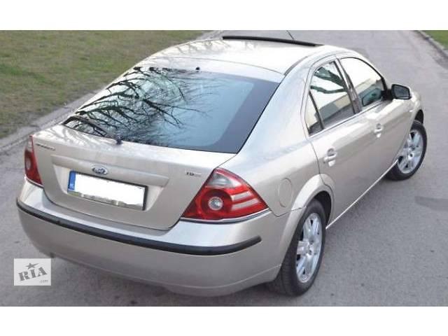 продам б/у Детали кузова Багажник Легковой Ford Mondeo 2002 бу в Львове