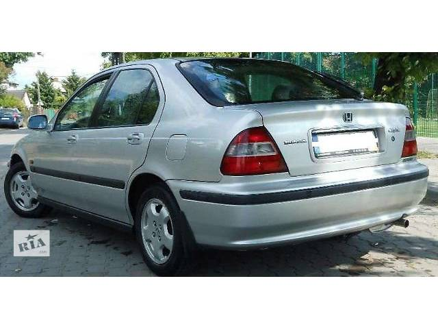 бу б/у Детали кузова Багажник Легковой Honda Civic 1998 в Львове