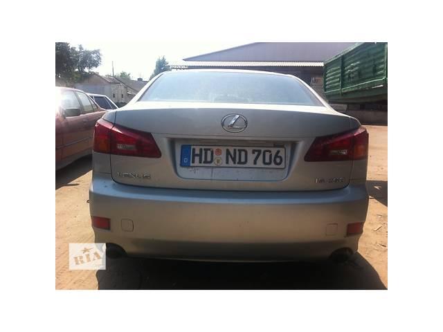 продам б/у Детали кузова Багажник Легковой Lexus IS 2007 бу в Одессе