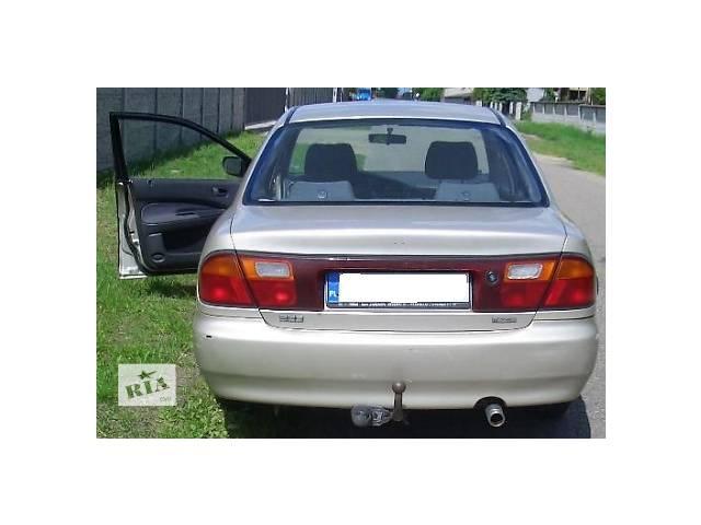 б/у Детали кузова Багажник Легковой Mazda 323 1995- объявление о продаже  в Львове