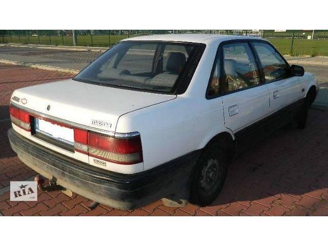 бу б/у Детали кузова Багажник Легковой Mazda 626 1990 в Львове