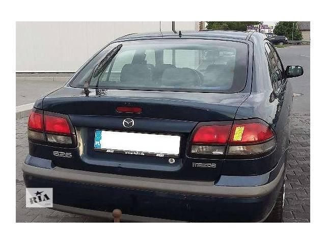 б/у Детали кузова Багажник Легковой Mazda 626 1997- объявление о продаже  в Львове
