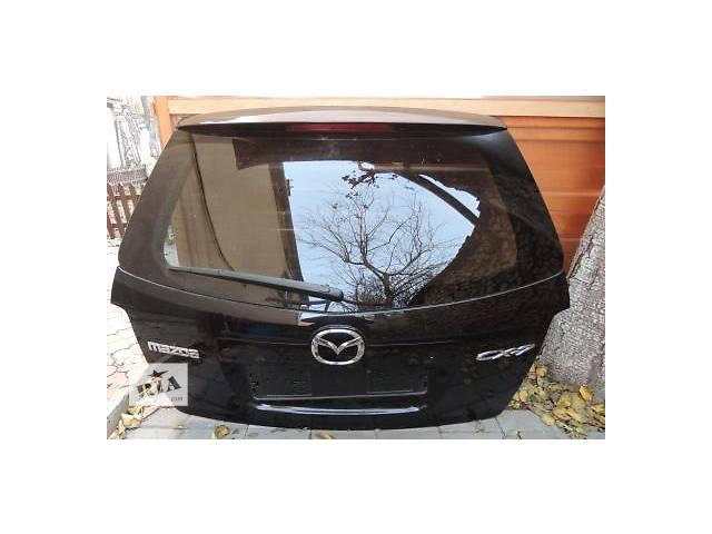 бу б/у Детали кузова Багажник Легковой Mazda CX-7 2007 в Ровно