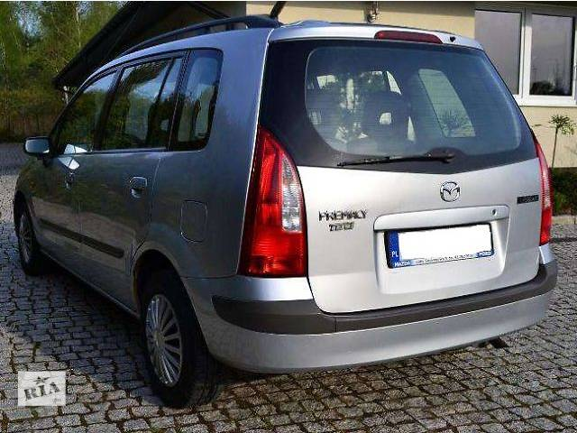 продам б/у Детали кузова Багажник Легковой Mazda Premacy 2002 бу в Львове