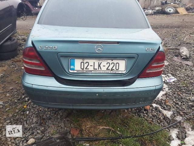 продам Б/у Детали кузова Багажник Легковой Mercedes C-Class 2004 бу в Львове