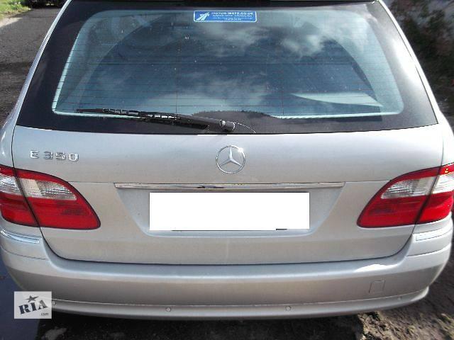 купить бу Б/у Детали кузова Багажник Легковой Mercedes E-Class 2003 в Львове
