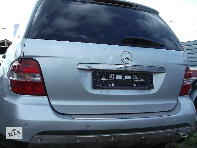 Б/у Детали кузова Багажник Легковой Mercedes ML-Class 2006- объявление о продаже  в Львове