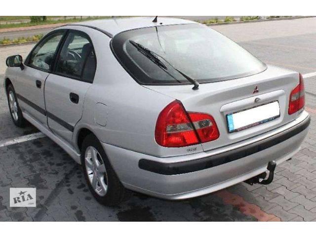 б/у Детали кузова Багажник Легковой Mitsubishi Carisma 2001- объявление о продаже  в Львове