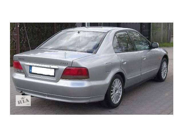 купить бу б/у Детали кузова Багажник Легковой Mitsubishi Galant 1999 в Львове