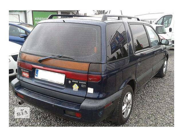 бу б/у Детали кузова Багажник Легковой Mitsubishi Space Runner 1997 в Львове