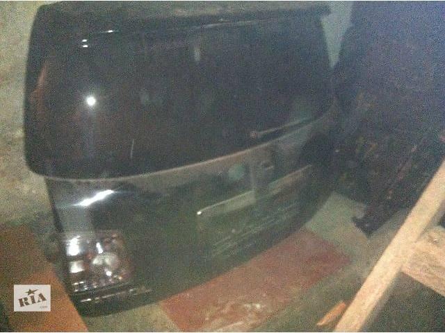б/у Детали кузова Багажник Легковой Nissan Patrol Универсал 2011- объявление о продаже  в Киеве