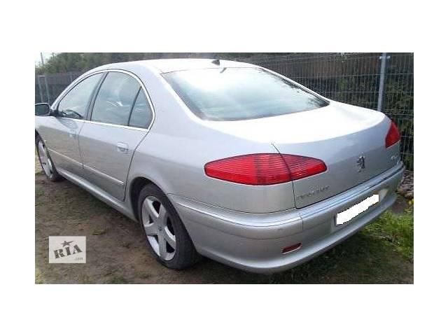 купить бу б/у Детали кузова Багажник Легковой Peugeot 607 2005 в Львове