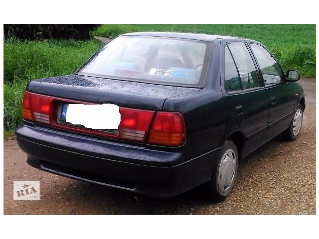 продам б/у Детали кузова Багажник Легковой Suzuki Swift 1999 бу в Львове