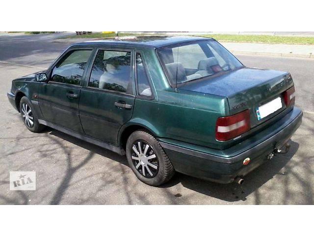 купить бу б/у Детали кузова Багажник Легковой Volvo 460 1995 в Львове