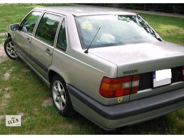 купить бу б/у Детали кузова Багажник Легковой Volvo 850 1994 в Львове