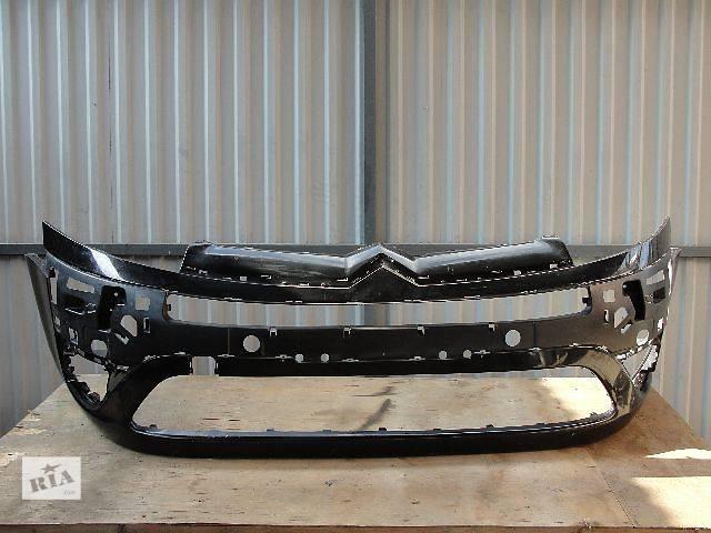 купить бу б/у Детали кузова Бампер передний -209 - Citroen C4 Picasso В НАЛИЧИИ!!!!! в Львове