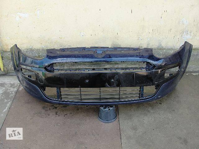 купить бу б/у Детали кузова Бампер передний -381 - Fiat Punto EVO В НАЛИЧИИ!!!!!!! в Львове