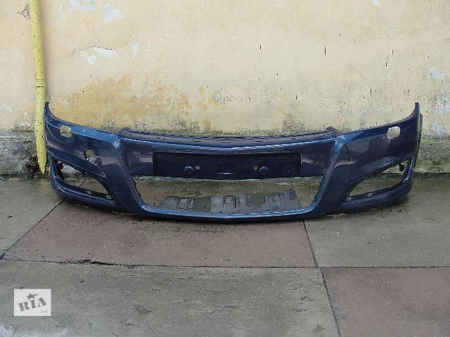 бу б/у Детали кузова Бампер передний -428 - Opel Astra H Hatchback В НАЛИЧИИ!!!!!! в Львове