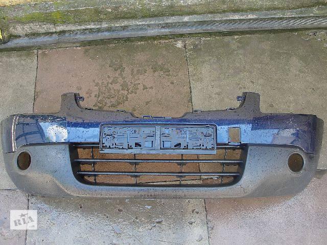 бу б/у Детали кузова Бампер передний -434 - Nissan Qashqai В НАЛИЧИИ!!!! в Львове