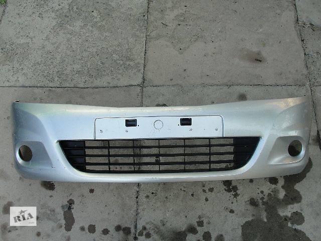 б/у Детали кузова Бампер передний -469- Renault Clio 3 в наявності!!!!- объявление о продаже  в Львове