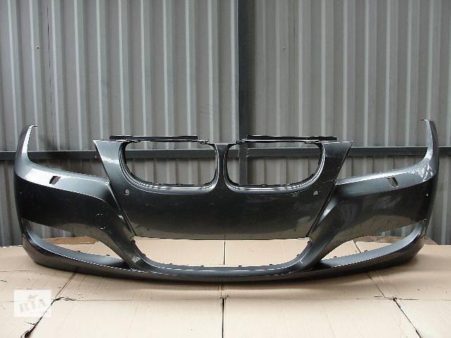 купить бу б/у Детали кузова Бампер передний -52 - BMW 3 Series (все) E90 2009 В НАЛИЧИИ! в Львове