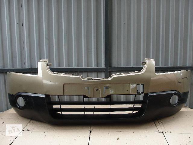 купить бу б/у Детали кузова Бампер передний -64 - Nissan Qashqai В НАЛИЧИИ!!!! в Львове