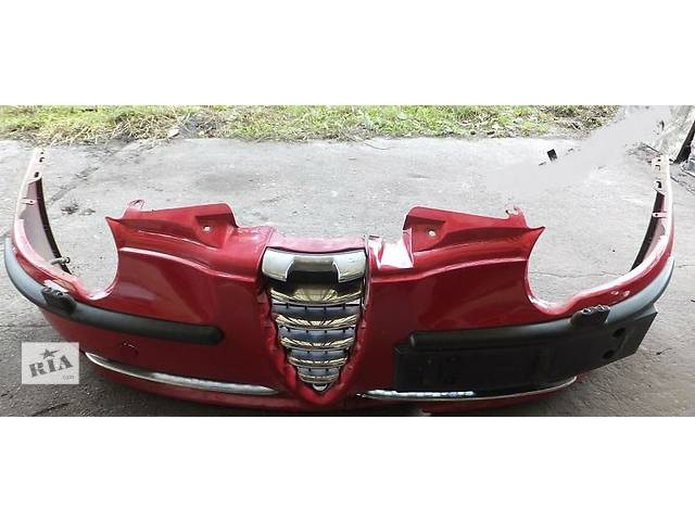 продам б/у Детали кузова Бампер передний Alfa Romeo 147 бу в Одессе