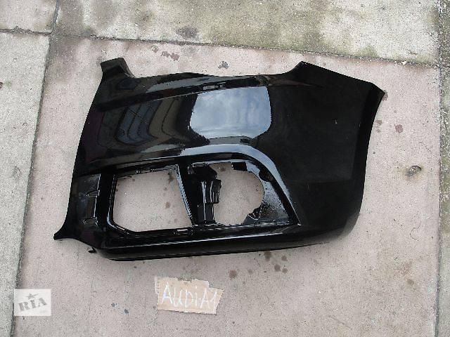 бу б/у Детали кузова Бампер передний Audi A1 в наличии!!!!! в Львове