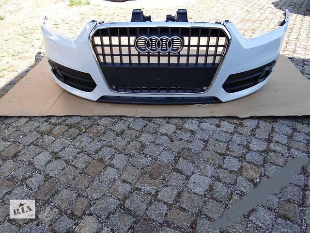 продам б/у Детали кузова Бампер передний Audi Q3 бу в Одессе