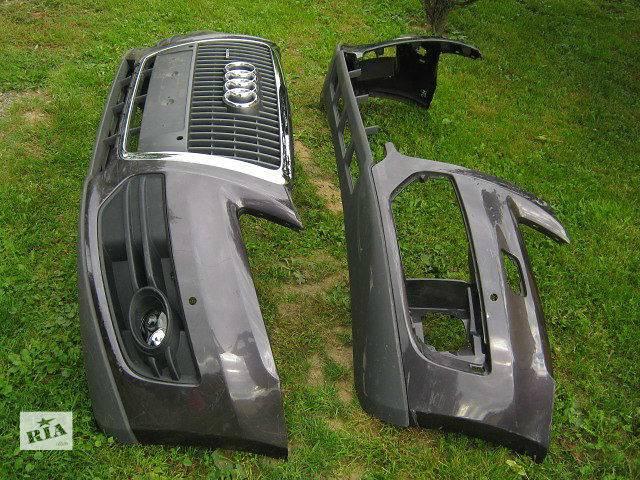 б/у Детали кузова Бампер передний Audi Q5- объявление о продаже  в Одессе
