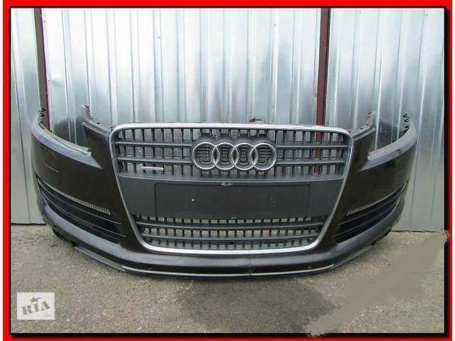 купить бу б/у Детали кузова Бампер передний Audi Q7 в Одессе