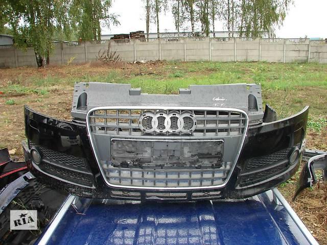 продам б/у Детали кузова Бампер передний Audi TT бу в Одессе