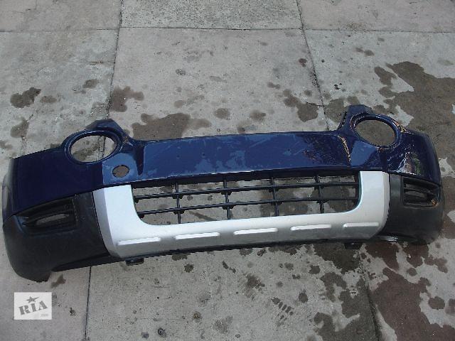 продам Б/у бампер передний для легкового авто Skoda Yeti ДЕШЕВО В НАЛИЧИИ!!! бу в Львове