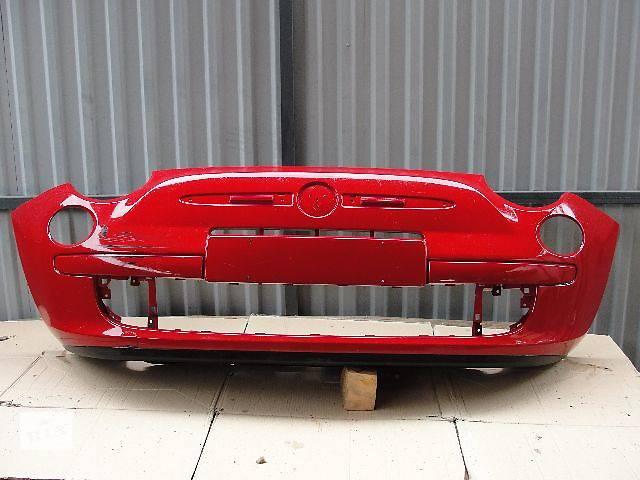 бу Б/у бампер передний для легкового авто Fiat 500 В НАЛИЧИИ!!! ДЕШЕВО!!!! в Львове