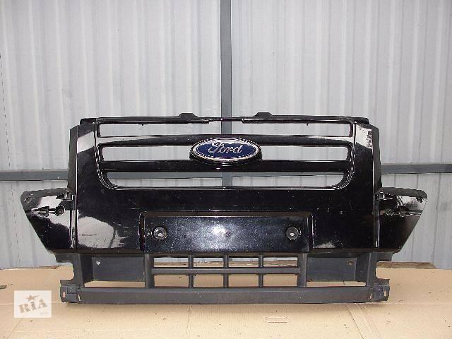 бу Б/у бампер передний для легкового авто Ford Transit В НАЛИЧИИ!!! ДЕШЕВО!!! в Львове