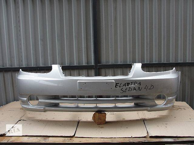 продам Б/у бампер передний для легкового авто Hyundai Elantra в наличии!!!! дешево!!! бу в Львове