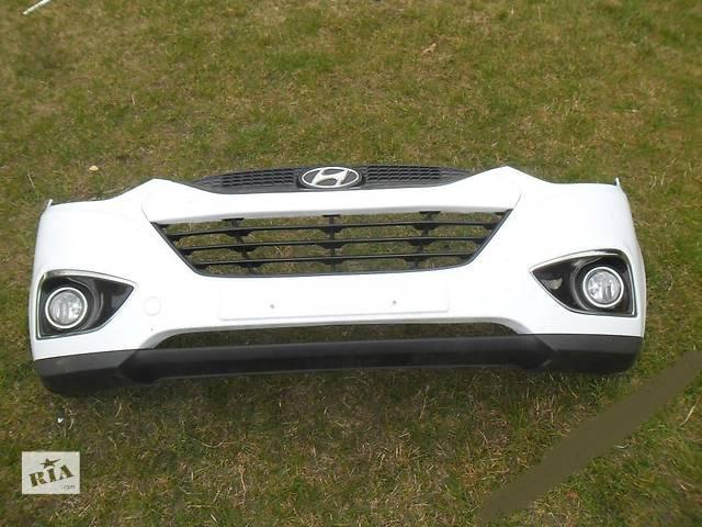 б/у Детали кузова Бампер передний Hyundai ix35- объявление о продаже  в Одессе