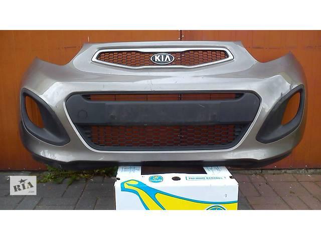 купить бу б/у Детали кузова Бампер передний Kia Picanto в Одессе