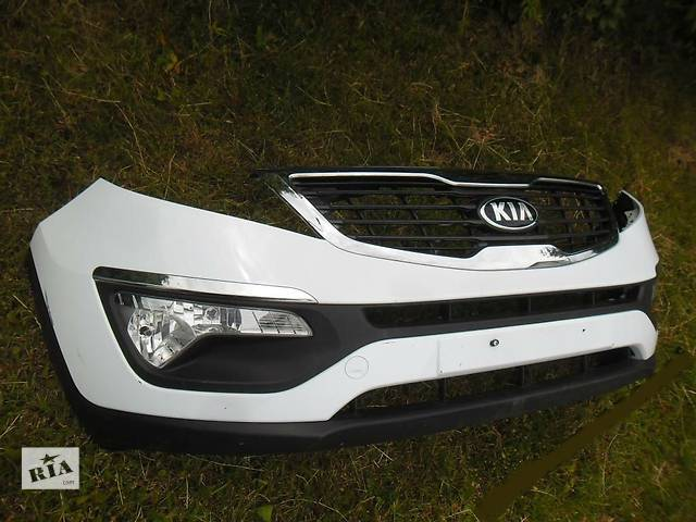 бу б/у Детали кузова Бампер передний Kia Sportage в Одессе