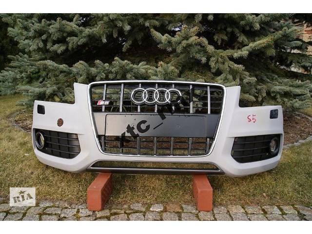 бу б/у Детали кузова Бампер передний Легковой Audi A5 S5 в Киеве