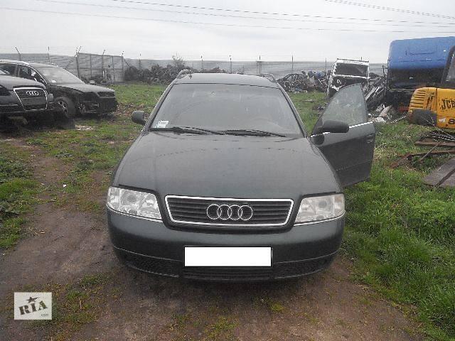 купить бу б/у Детали кузова Бампер передний Легковой Audi A6 2000 в Львове