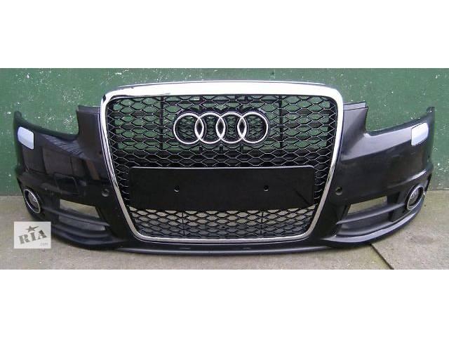 Б/у Детали кузова Бампер передний Легковой Audi A6 2008- объявление о продаже  в Киеве