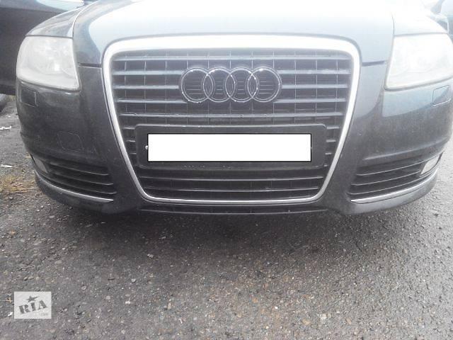 купить бу б/у Детали кузова Бампер передний Легковой Audi A6 2008 в Львове