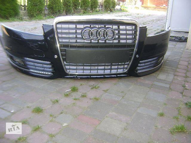 продам б/у Детали кузова Бампер передний Легковой Audi A6 2009 бу в Львове